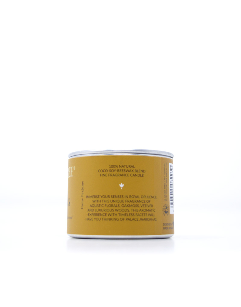 Umbr Tree fine home fragrance candle. Soul of India Collection. Pichola's Edge. Aquatic Florals, Oakmoss, Rosewood, Cedarwood, Sandalwood, Lotus, Aqua fresh. Home perfume. Soy wax, Coconut wax, palm wax, bees wax. All natural wax fragrance candles. Scented candles. Bangalore India candles. gift set candles. Fragrance gift set candles. Home perfume candles. Gift set candles. Candle shop. Fine Home Fragrance Shop. Natural air purifier. no additives no dyes no paraffin no petroleum no chemicals no phthalates no parabens no sulfates cruelty free vegan organic ingredients
