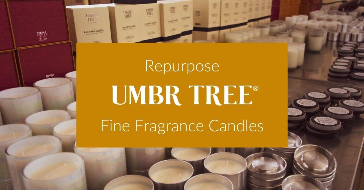 Repurpose Umbr Tree Fragrance Candles